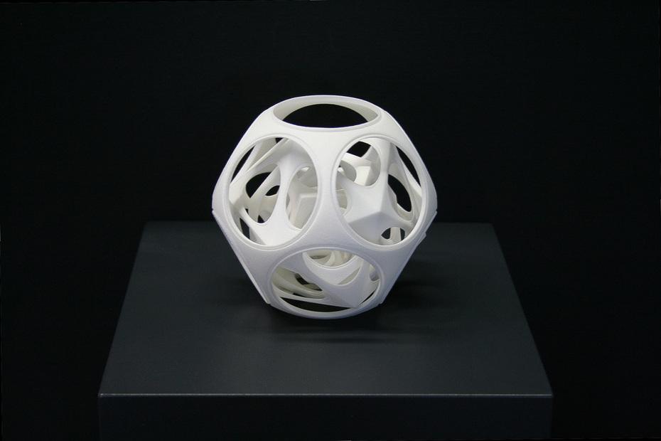 nestable platonic solids