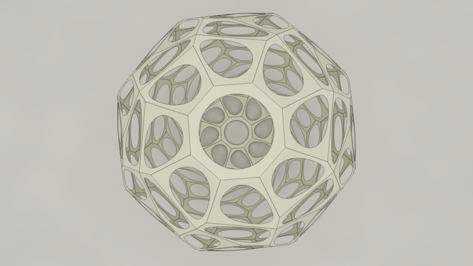Dome Experiment Render 2
