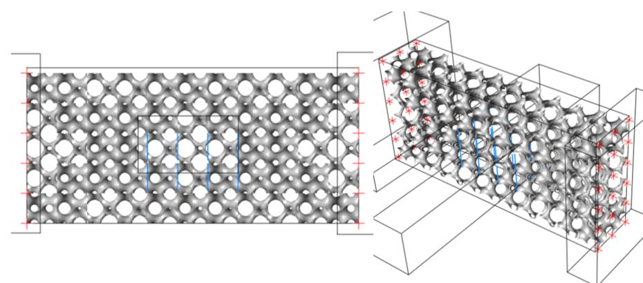 millipede: topology optimization as variable porosity