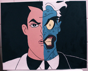Two Face of Batman TAS
