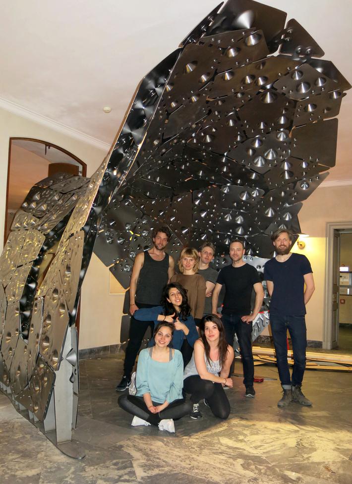 CITA Installation at the Danish Design Museum