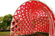 Holothuria Pavilion , Green EXPO 2015, Yilan,Taiwan