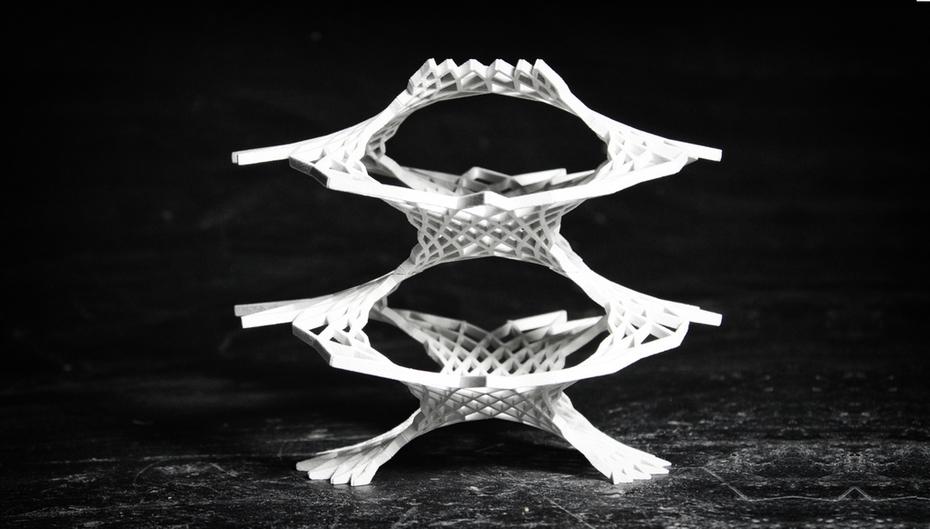 The Infinity Tree Concept 3D Print_01