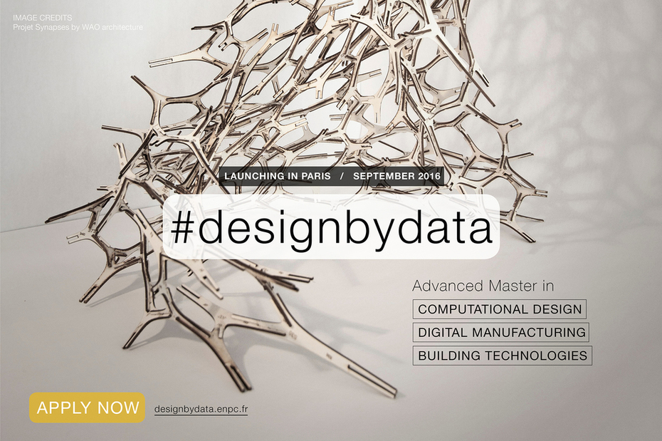 DESIGN by DATA Advanced Master