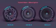 Voronoi Alpha 1 wheel system