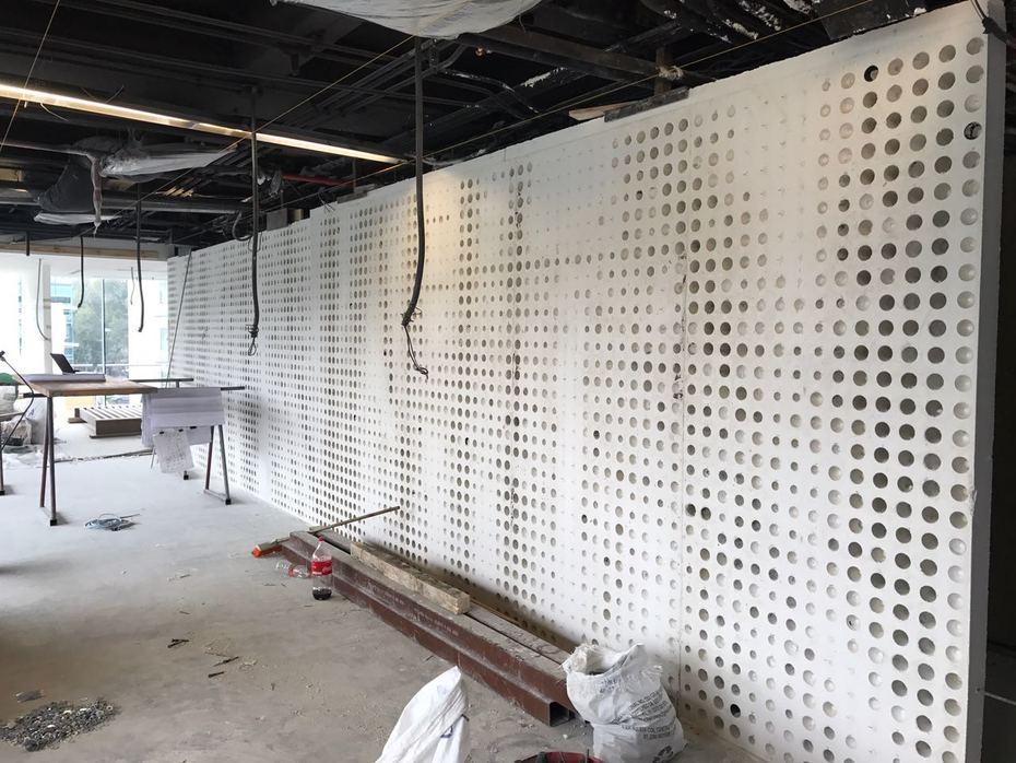 Parametric Wall 1
