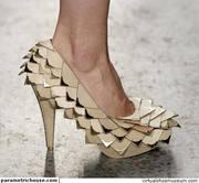 parametric shoe