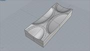 Composite surface model