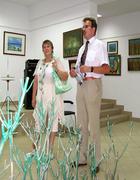 Wystawa Maryli Wierzbowskiej Usa