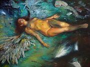 """I WIRTUALNA WYSTAWA KONKURSOWA ART ANGEL """" AKT"""" 01.03-14.04.2012"""