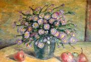 Kwiaty wazon va