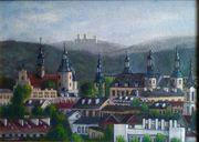 Panorama Kielc