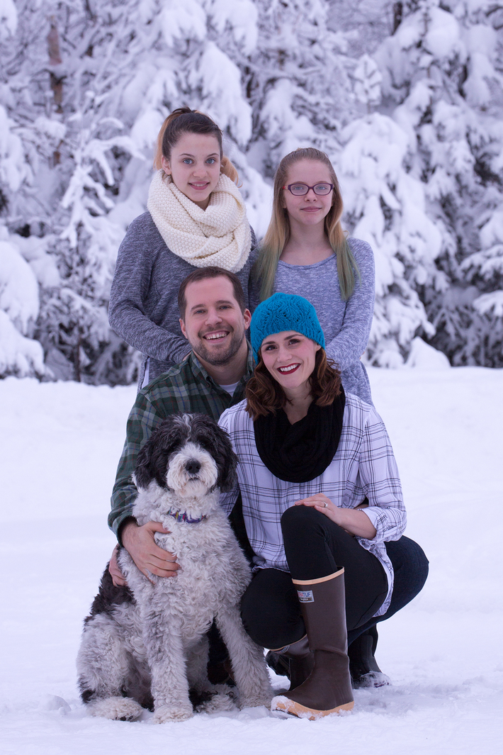 Lacey Libbey's Family