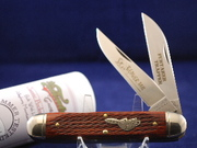 Tidioute Furtaker Trapper Bubinga Wood Beaver Shield