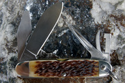 Remington RS3333 recreation 2009 Boy Scout Knife - 2