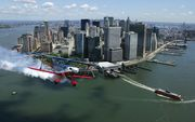 Fly bys New York