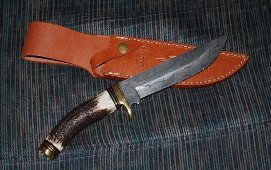 Kaleb's Marbles knife