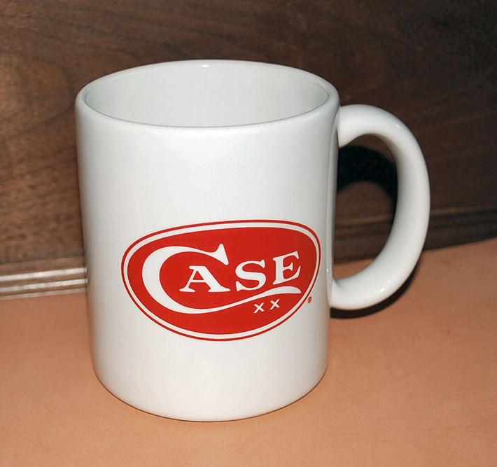 Case mug from Lehmann's Hardware