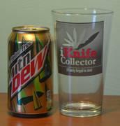 My iKC drinking glass