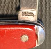 Colonial Executive Pen Knife (2)