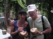 Lola y yo en la selva