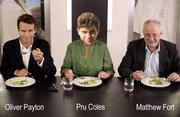 Great British Menu Judges