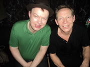 Edwyn Collins, Barcelona & Madrid, Nov 2010