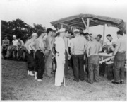 The Great Bear-N-Moose Barbecue for VAH-3 at NAS Sanford