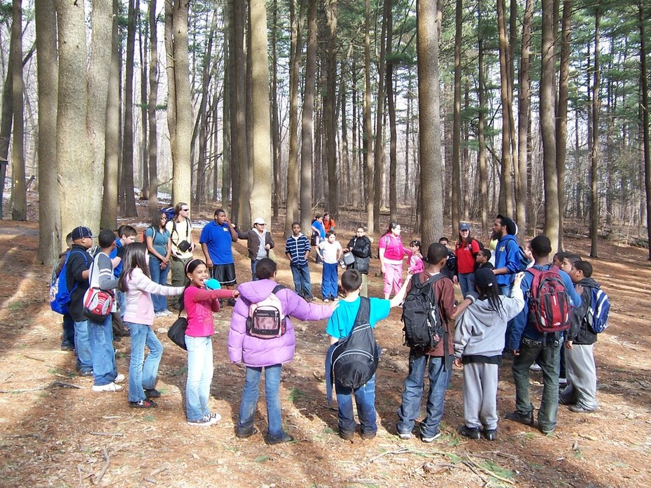 Solar Youth at Sleeping Giant Park