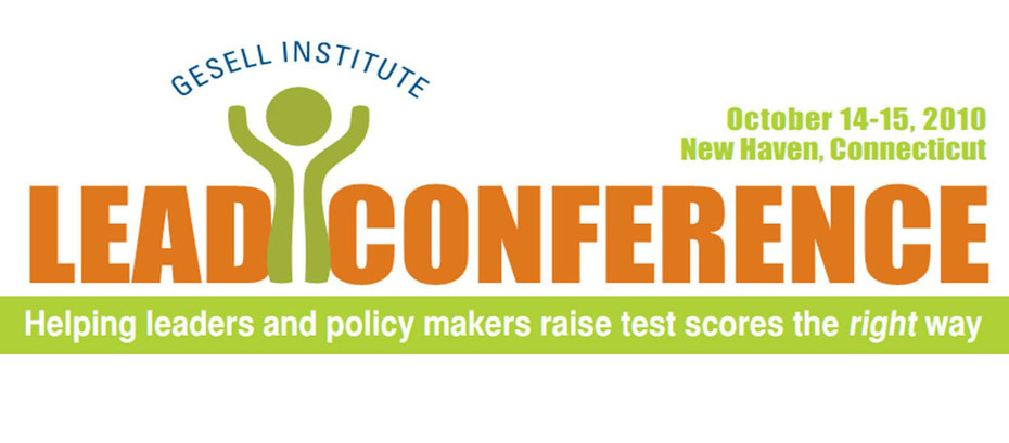 Gesell Institute LEAD Conference