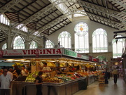 Valencia Mercat Central interior 1