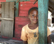 Garifuna Girl - Honduras