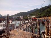 Penang boat village