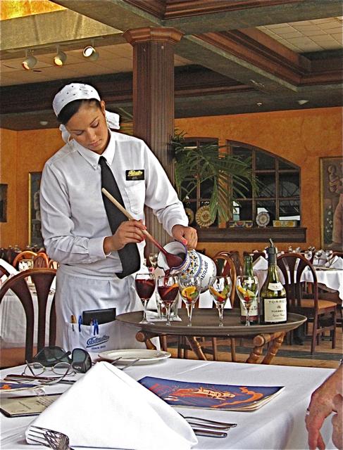 3 Pouring Sangria, restaurant in Clearwater Beach, FL (PIR)