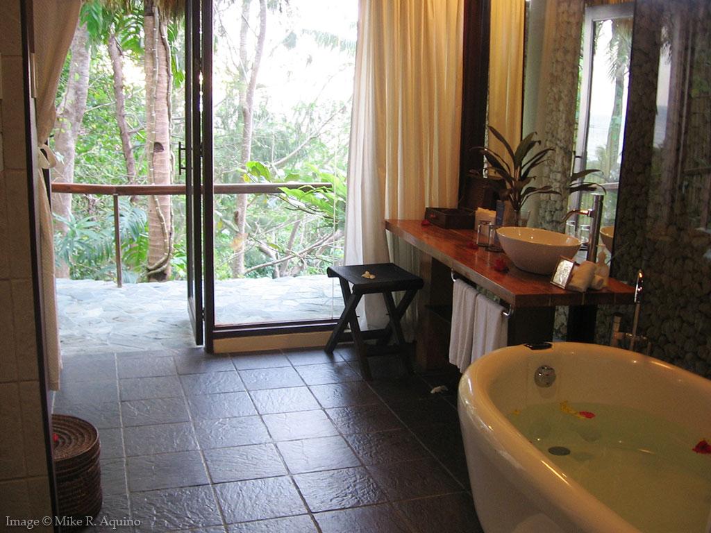 Bathroom, Resort Villa, Mandala Spa, Boracay