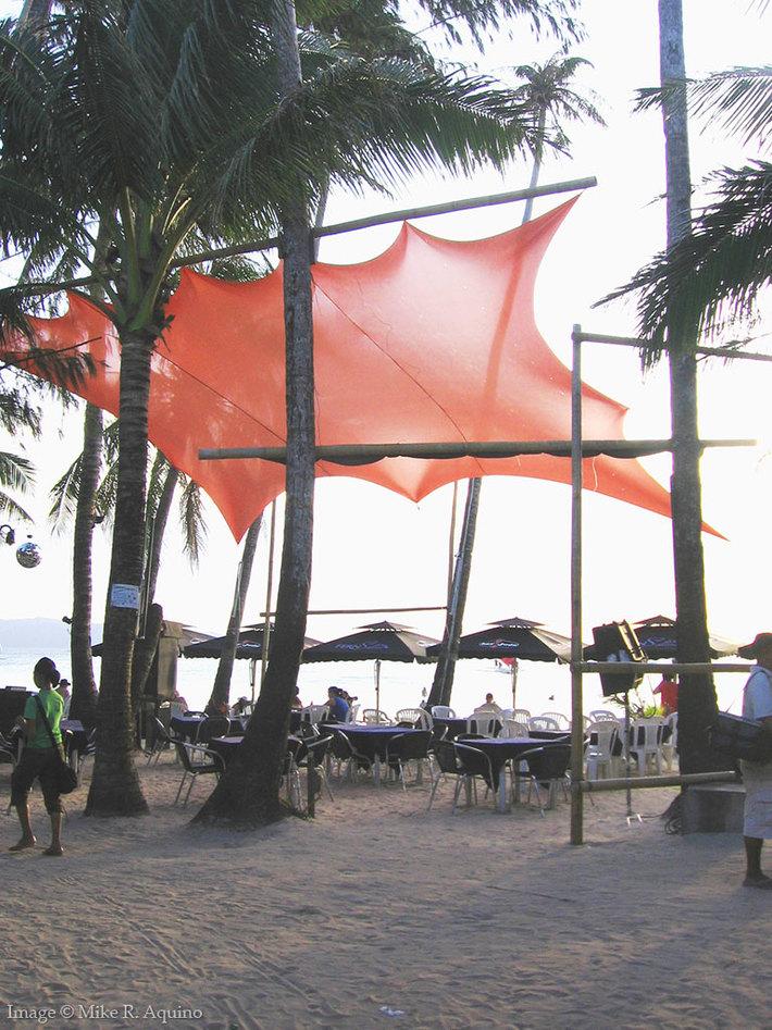 Beach Tarp, Boracay