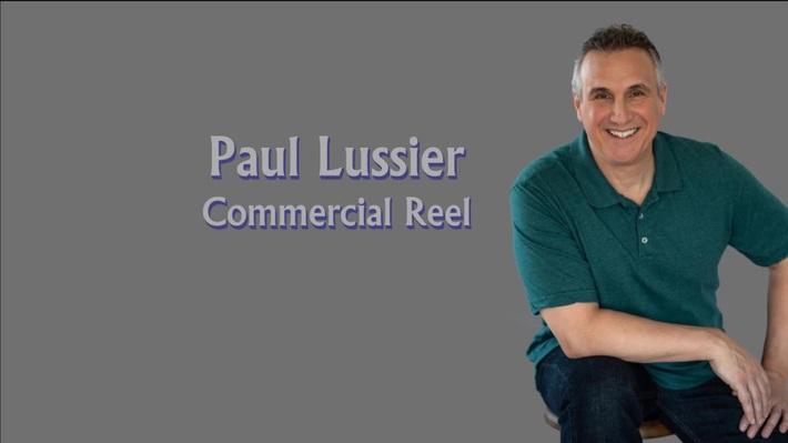 Paul Lussier-Commercial Reel