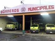 Bomberos Municipales de Guatemala