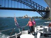 Sydney Opera House and Syndey Harbour Bridge
