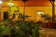 Garden at Hotel Modelo