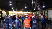 20 DE AGOSTO DE 2012 / TASK COLLEGE DE BRASIL CAPACITA EN BOMBEROS V. DE VILLA MARIA, CÓRDOBA EN ARGENTINA