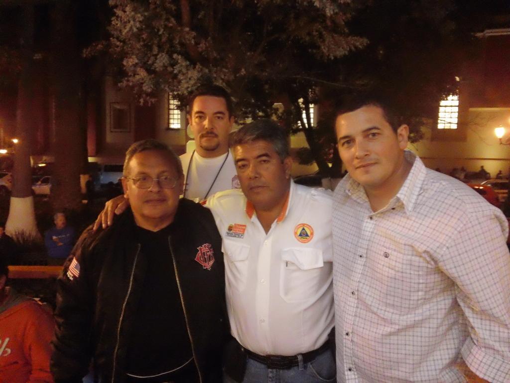La Hermandad de Bomberos en México