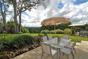 Garden Suite private terrace