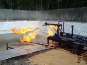 testing de petroleo Crudo
