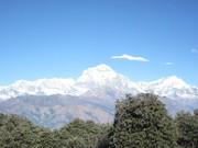 Dhaulagiri Range.