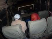 Night Game Drive at Maasai Mara