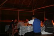 Chullachaqui Lodge - Dinnertime`