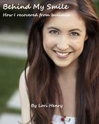 Behind My Smile by Lori Henry