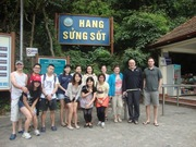 Sung Sot cave Area