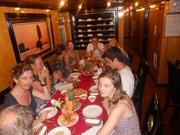 Dinner on Alova Gold Cruise